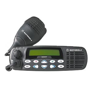 GM399 Conventional Mobile Radio